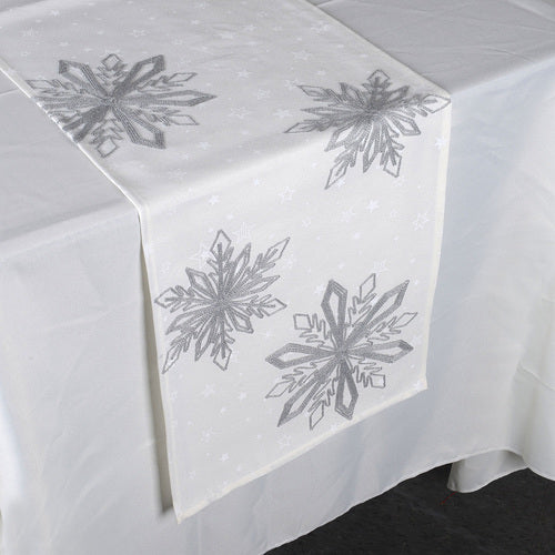 Winter Collection 13x90 Inch Table Runner W03