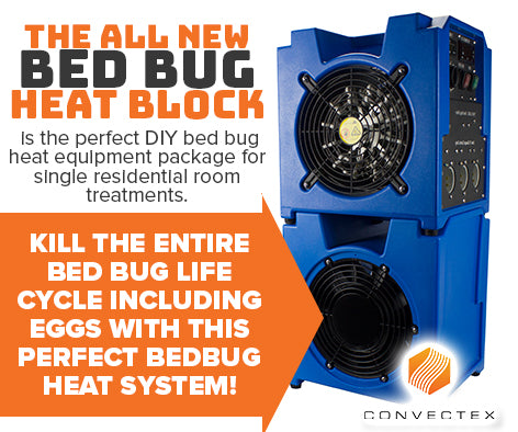 Bed Bug Heater Block
