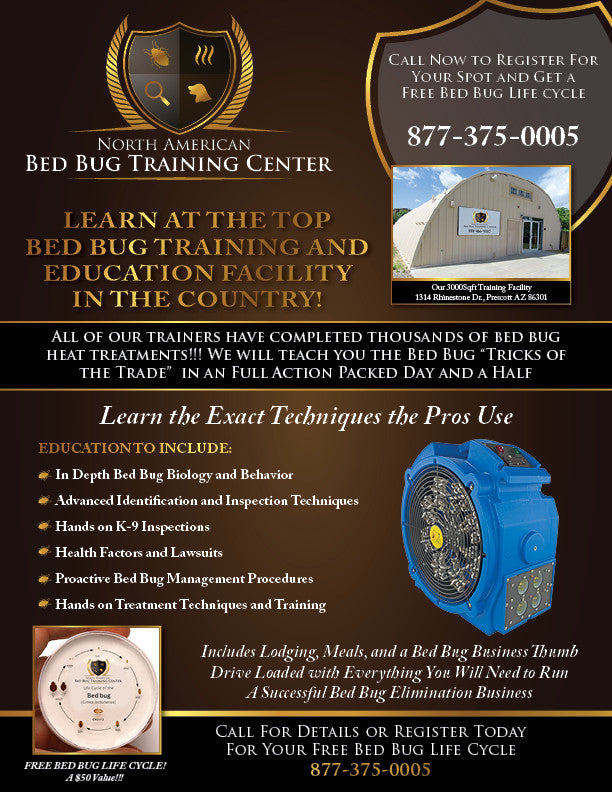 Bed Bug Training Course