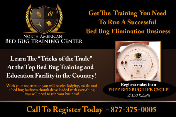 Bed Bug Heat Training and Education