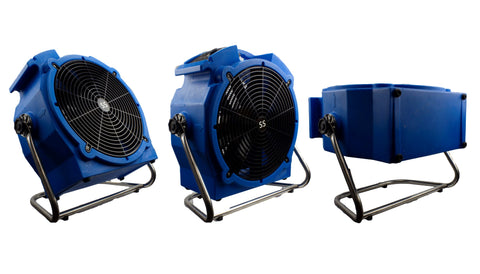 Flood Axial Air Mover Fan Stand