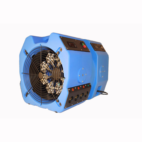 Radial 8 - Bed Bug Heater and Fan Combo