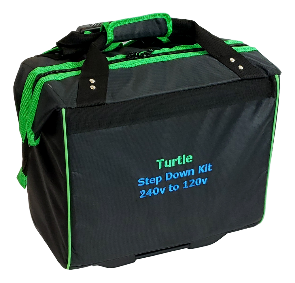 Turtlepro Rolling Strap Bag