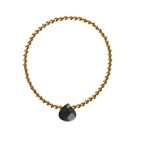 Bianca Bracelet - Gold Plate or 14k Yellow Gold