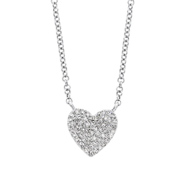Motor City Love Necklace