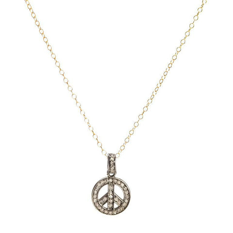 Renee Peace Necklace