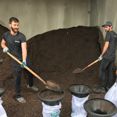 SOIL, COMPOST, & TOOLS
