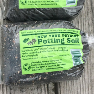 New York PayDirt Potting Soil