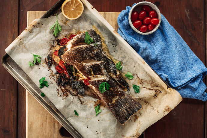 Whole Baking Fish: A Beginners Guide