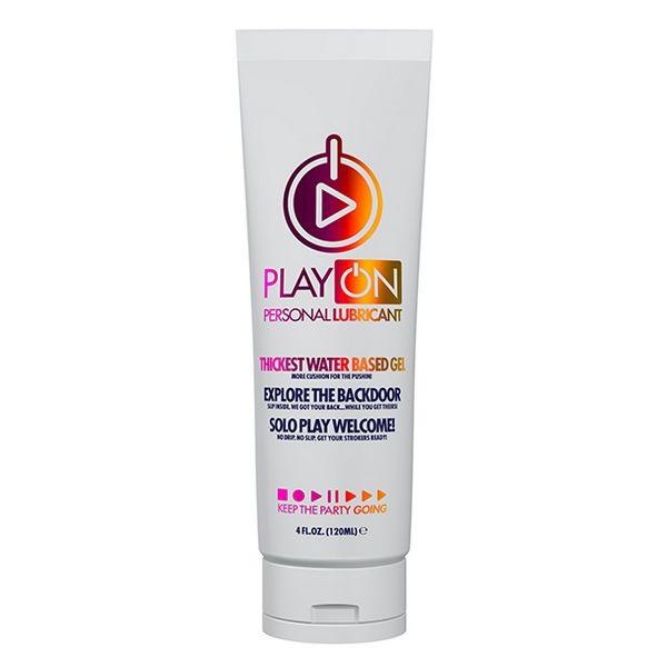 Vandbaseret Gel Glidecreme 120 ml PlayOn 12220