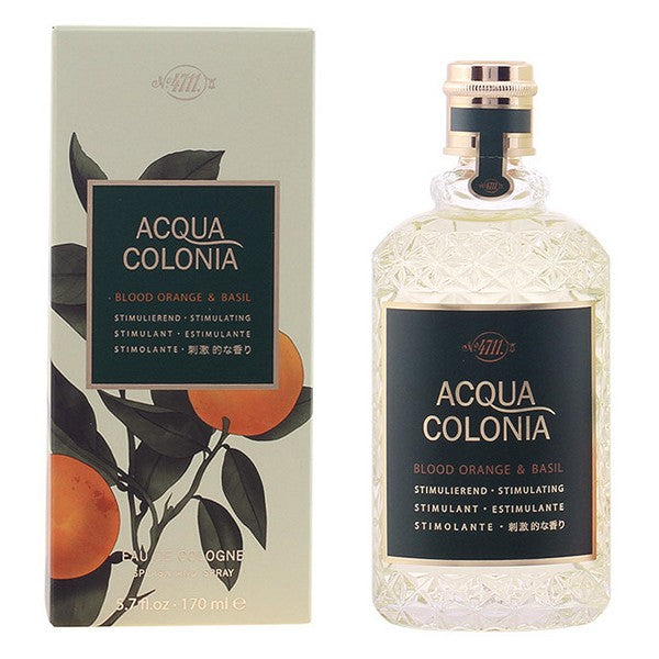 Unisex parfume Acqua 4711 EDC Blood Orange & Basil