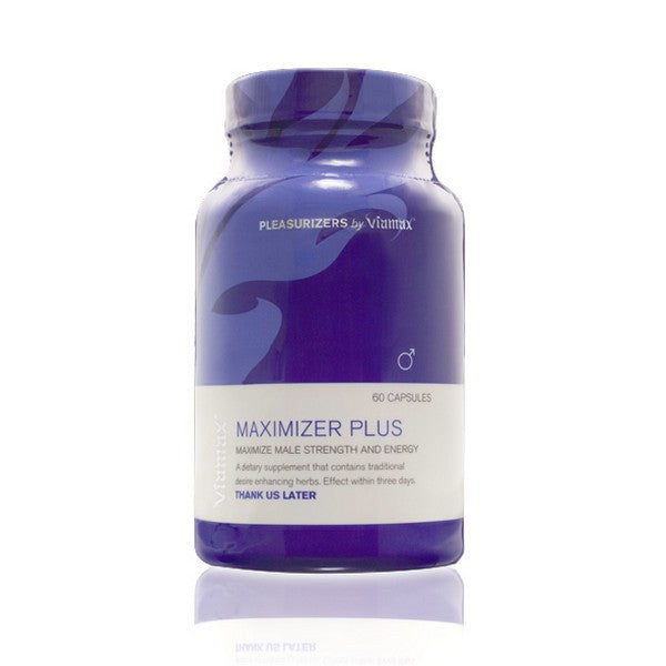 Maximizer Plus 60 Piller Viamax 3001