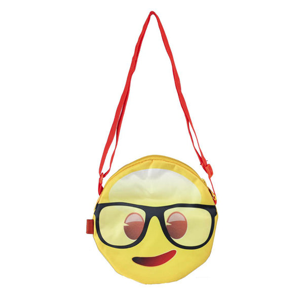 Gadget and Gifts Cool Emoji Taske