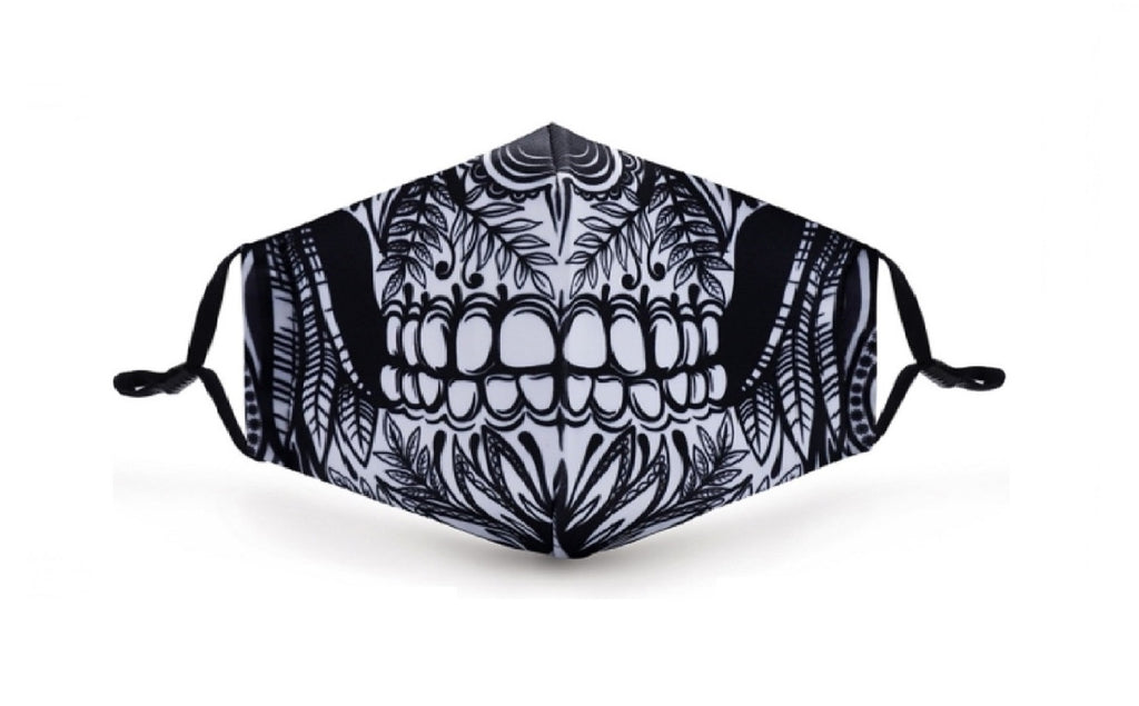 Kids Mask - Skull - Viso Designs