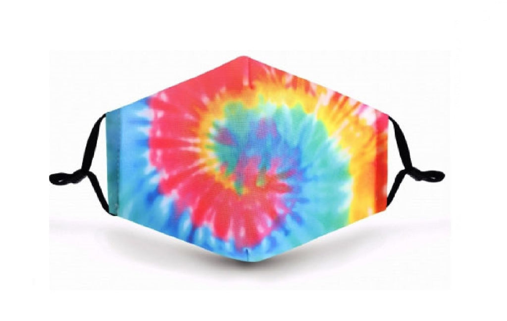 Kids Mask - Tie Dye - Viso Designs