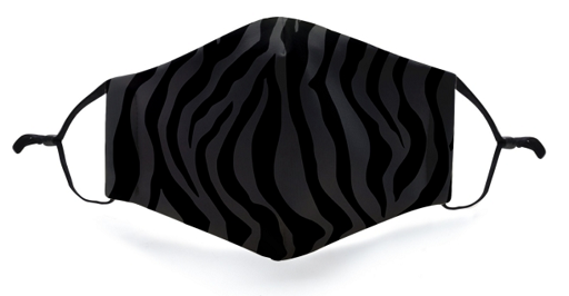 Zebra Mask - Viso Designs