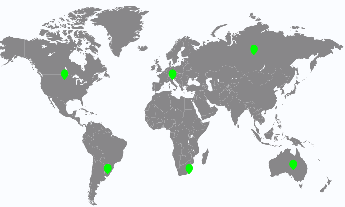 TNB Naturals available around the World