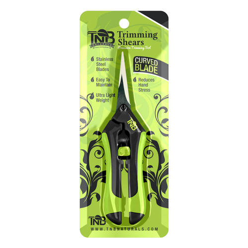 TNB Trimming Shears Curved Blade