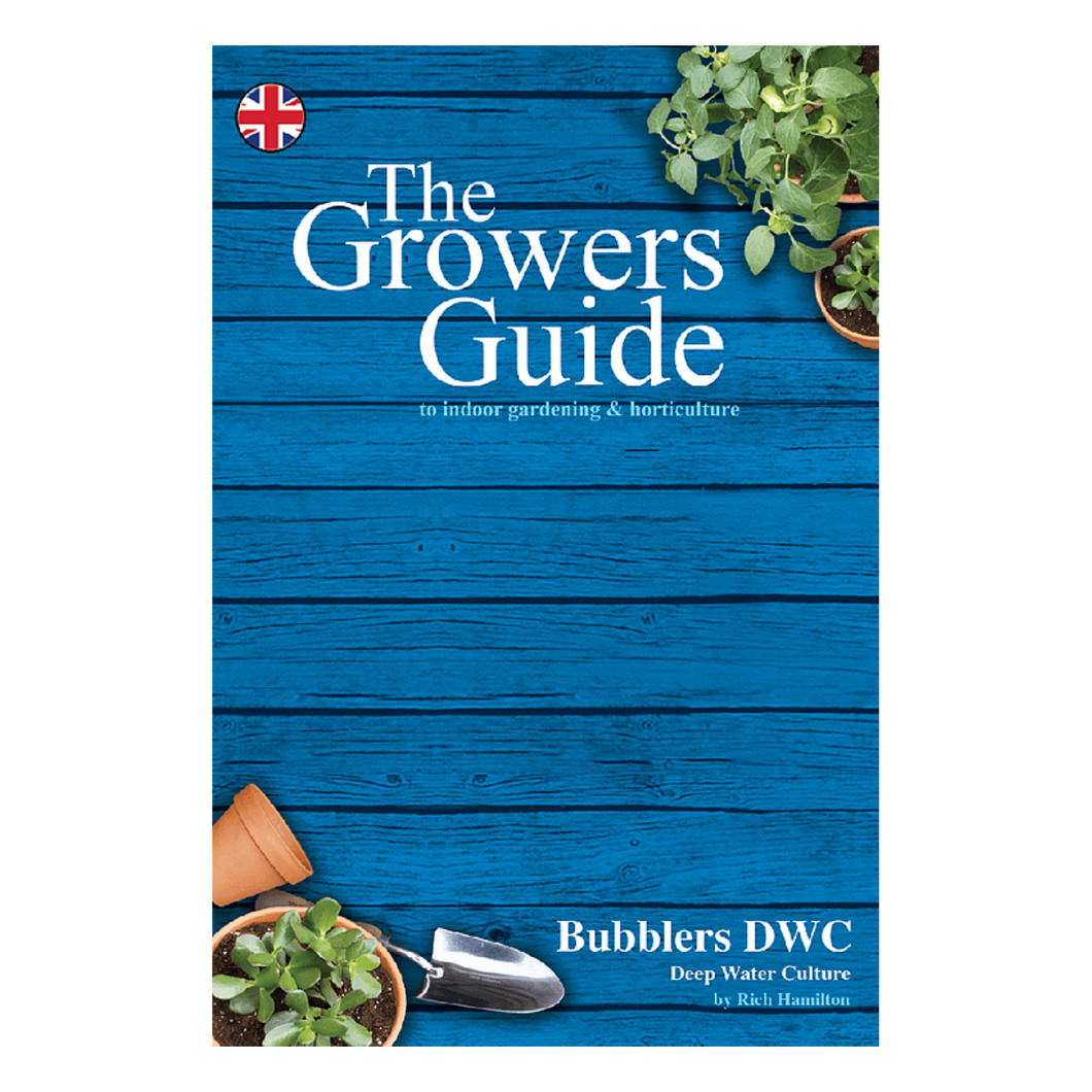 The Growers Guide Book 2 - Bubblers DWC