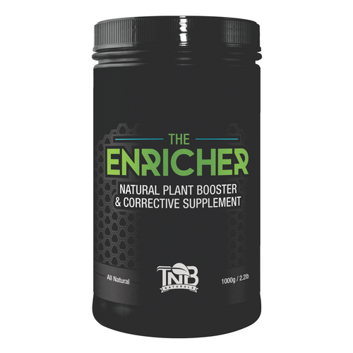 TNB Naturals The Enricher Plant Booster 2.2lbs / 1000g