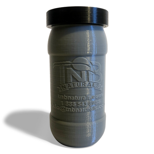 TNB Naturals 3D Printed Container