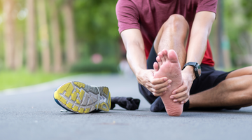 How Curcumin Can Help Runners Suffering from Plantar Fasciitis