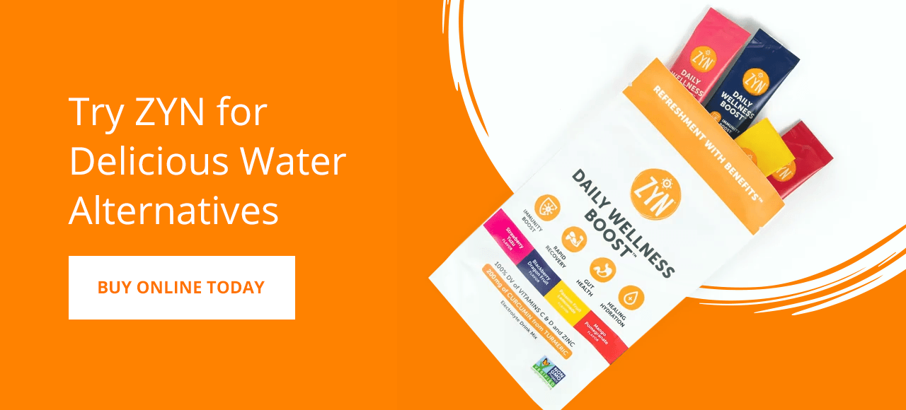 Try ZYN for Delicious Water Alternatives