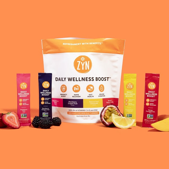 Daily Wellness Drink Mix - Variety Pack