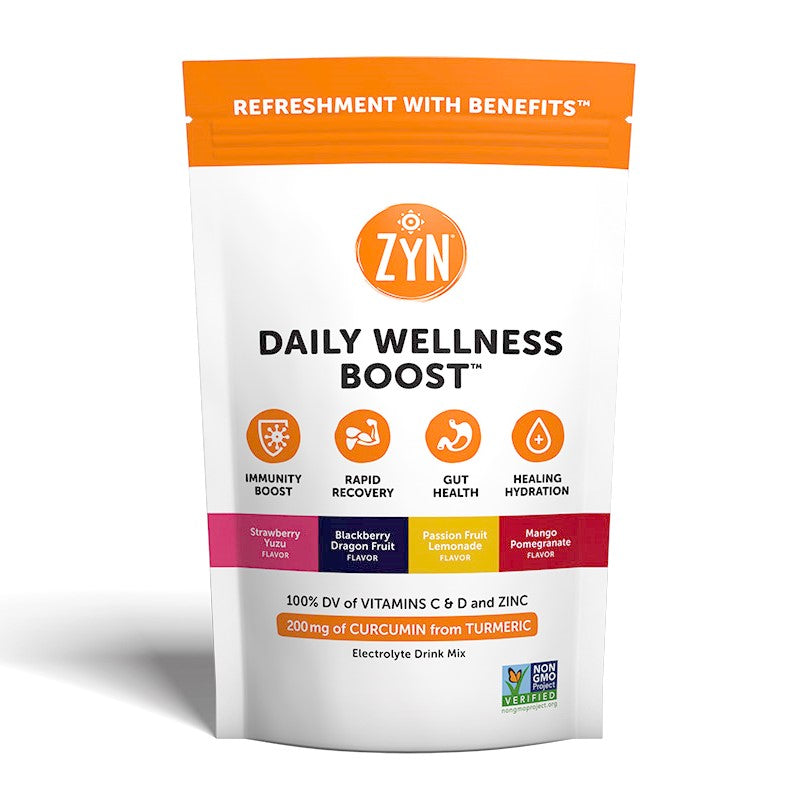 SAMPLE - Daily Wellness Boost - 4 pack