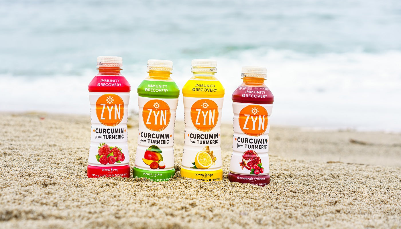 ZYN Immunity and Recovery Drinks