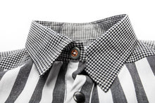 Load image into Gallery viewer, 2020 dress shirt- stripe and checks