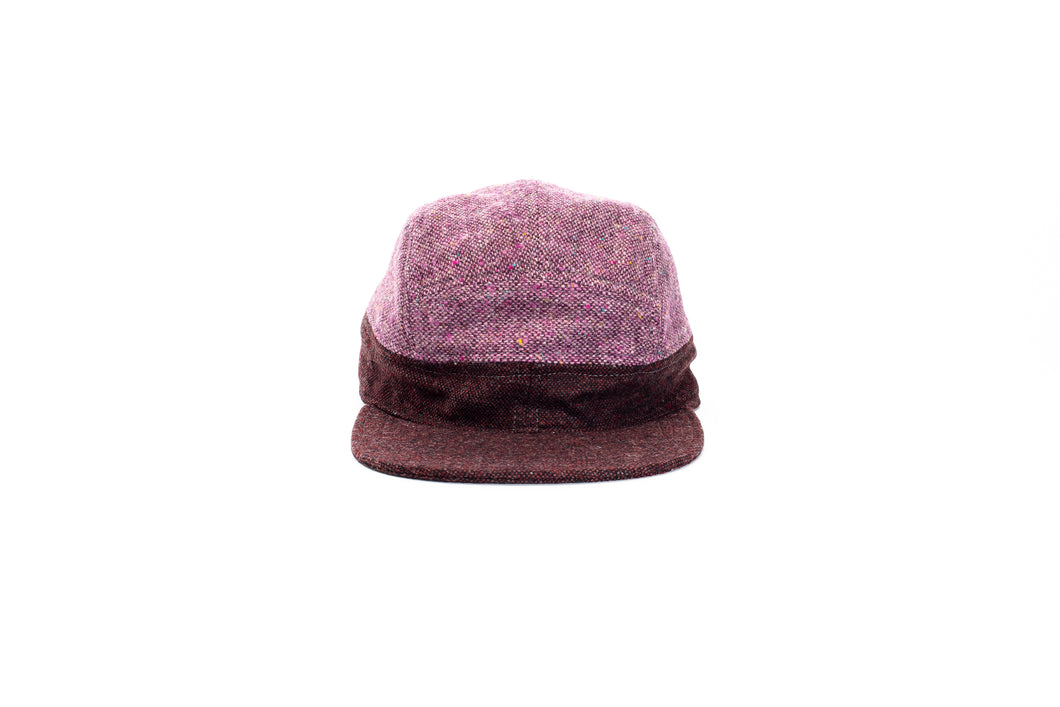 shades of purple wool-one off