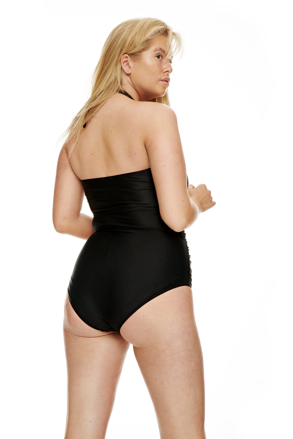 Acapulco Swimsuit-BLACK