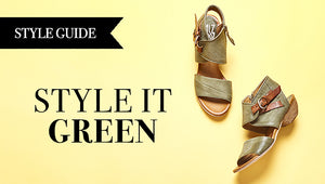 Our Fav Spring Looks in Green