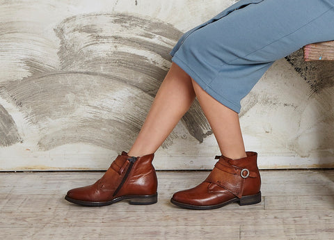 Talbot Bootie Lifestyle Image