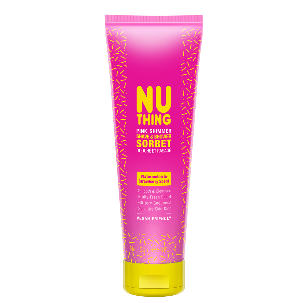 Pink Shimmer Shave & Shower Sorbet 150ml