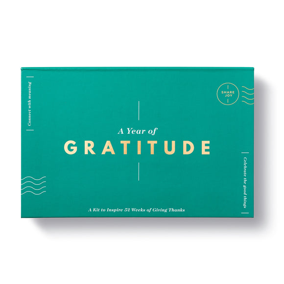 A Year of Gratitude - Boxed Card Set