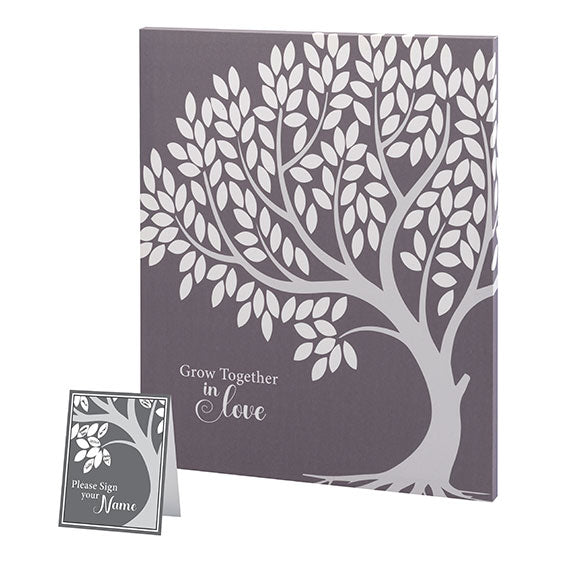 Wedding Tree Guest Book Alternative