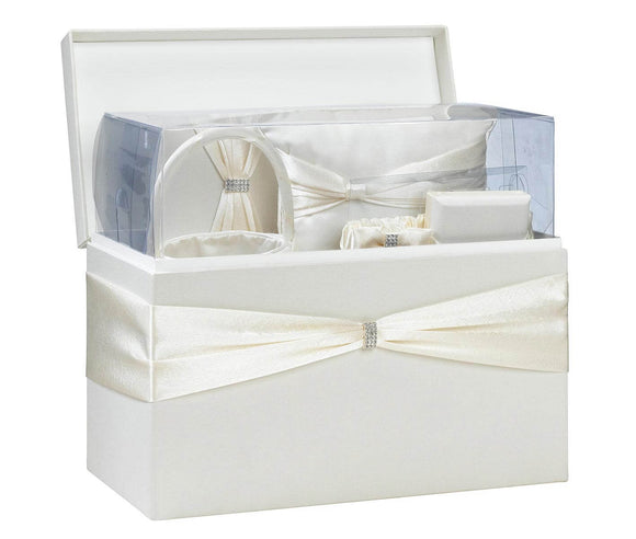 Ivory Wedding In A Box Value Set