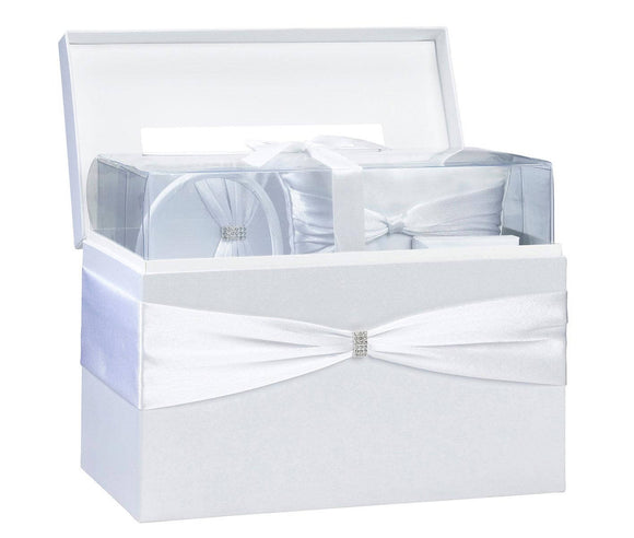 White Wedding In A Box Value Set