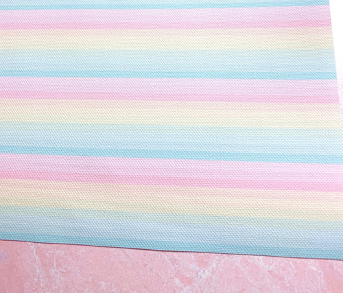 Pastel Light Rainbow