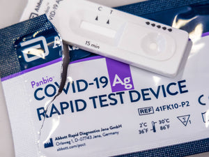 Abbot Covid-19 Rapid Test