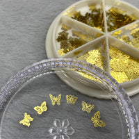 Butterfly Sequin Wheel