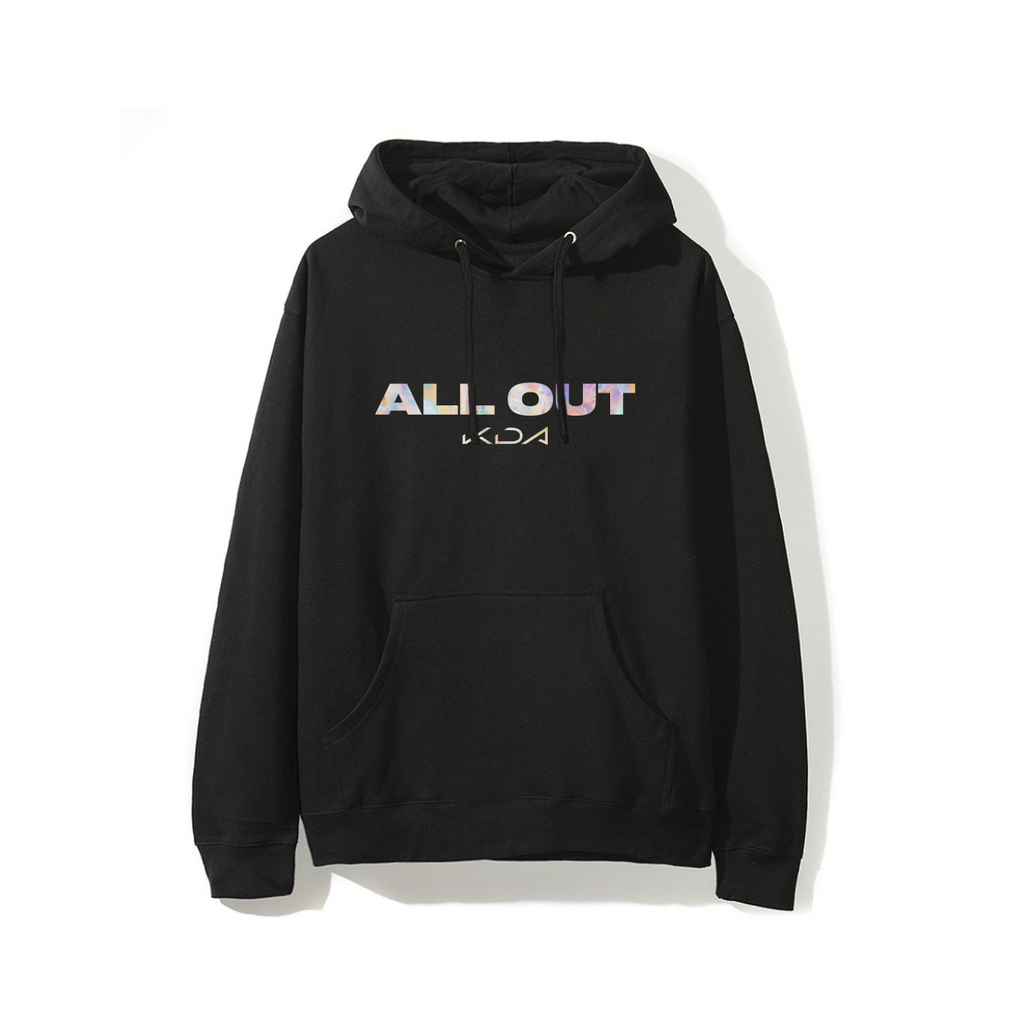 KDA All Out Hoodie - Black