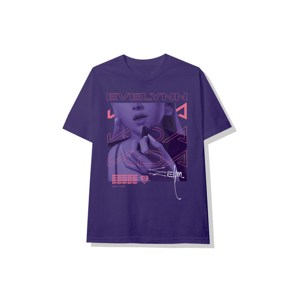 Evelynn Tee - Purple