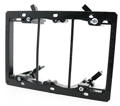 Mounting Bracket for RiteAV 3 Gang Wall Plates