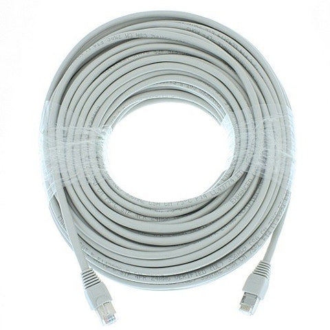 RiteAV - Cat5 Network Cable Shielded - 100ft