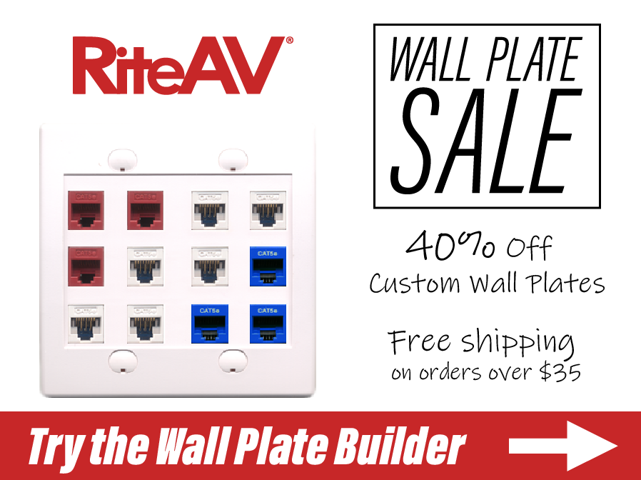 40% off custom wall plates. Free shipping on orders over $35.