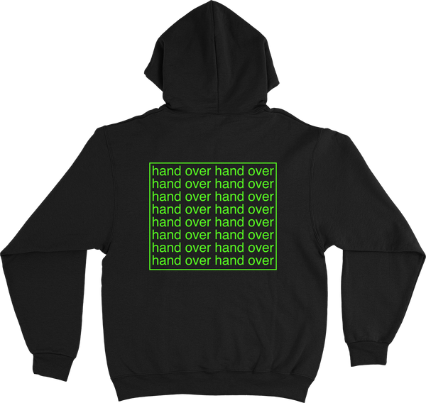 HAND OVER HAND HOODIE