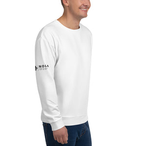 The White Sweatshirt